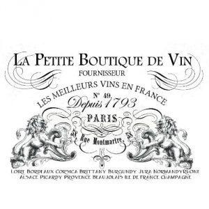 image transfer la petite boutique de vin