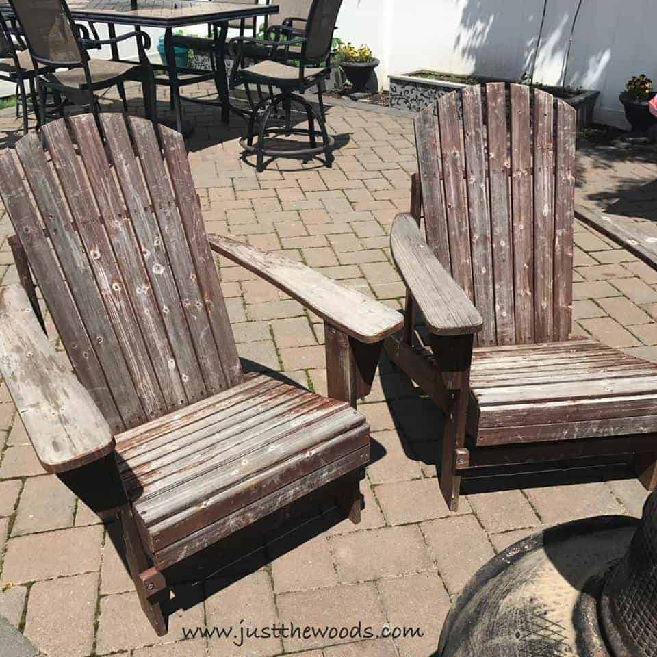 Build Adirondack Chairs, old adirondack chairs, replace adirondack chairs