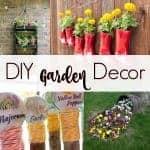 Awesome DIY Garden Decor