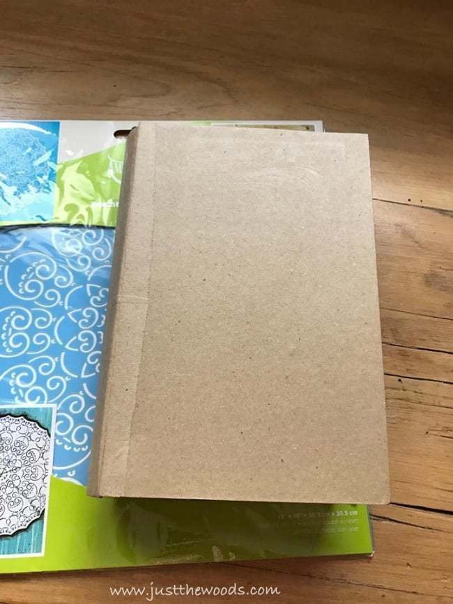 Decorative Fake Book Boxes Alluring How To Make A Diy Decorative Fake Book Box With Secret Storage Inspiration Design