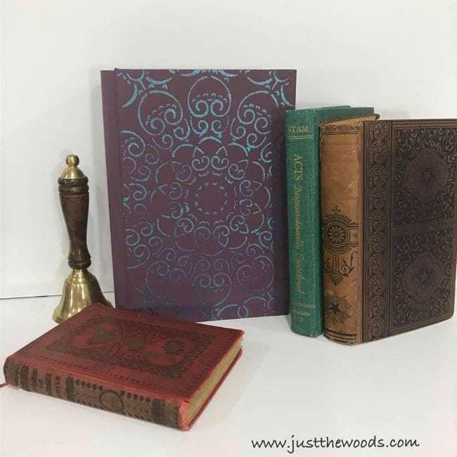 book box, decorative book, vintage book, leather bound book, pretty book, fake book