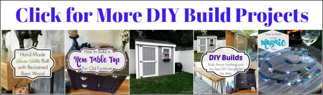how to build a shed, how to build a table