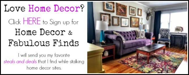 home decor deals