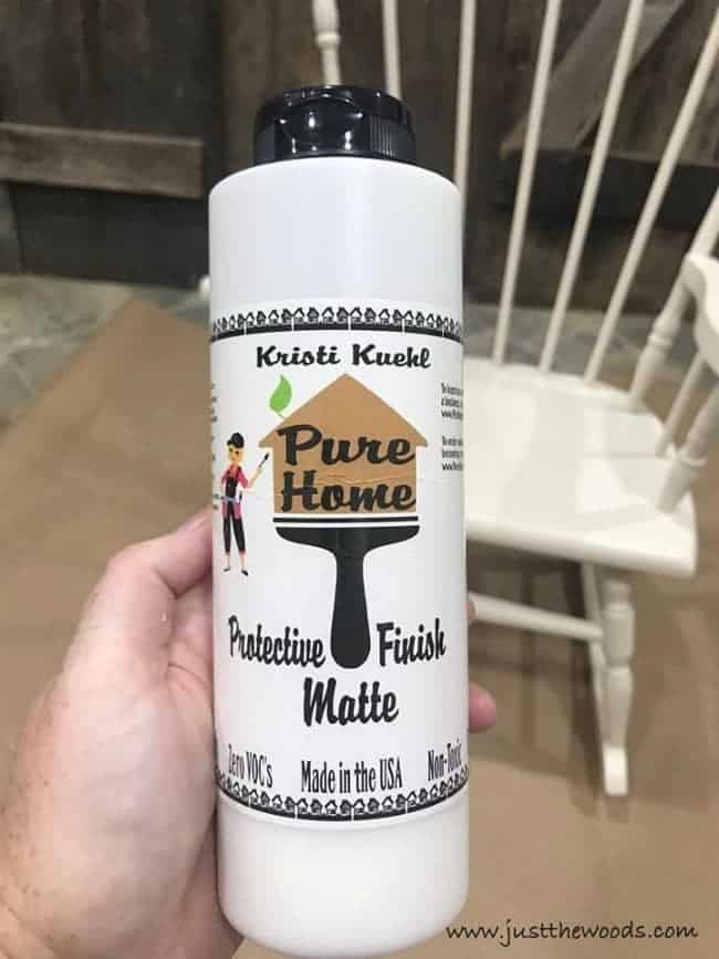 pure home paint, clear sealer, non toxic paint