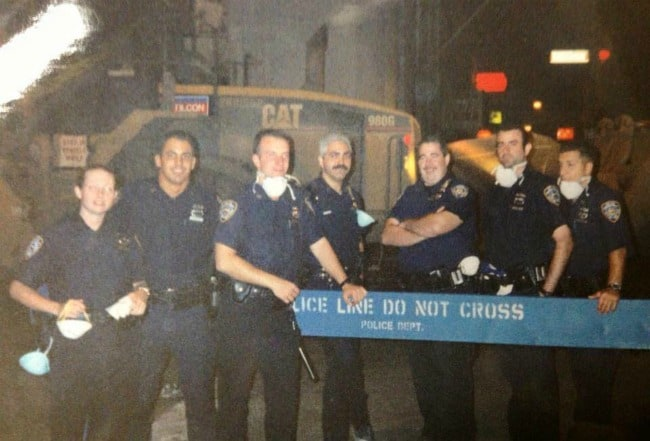 wtc police nypd