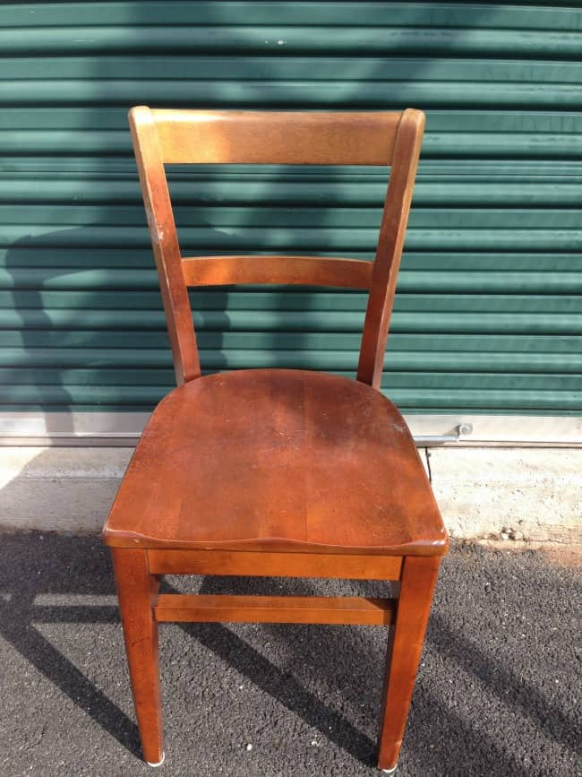 vintage thonet bentwood chair