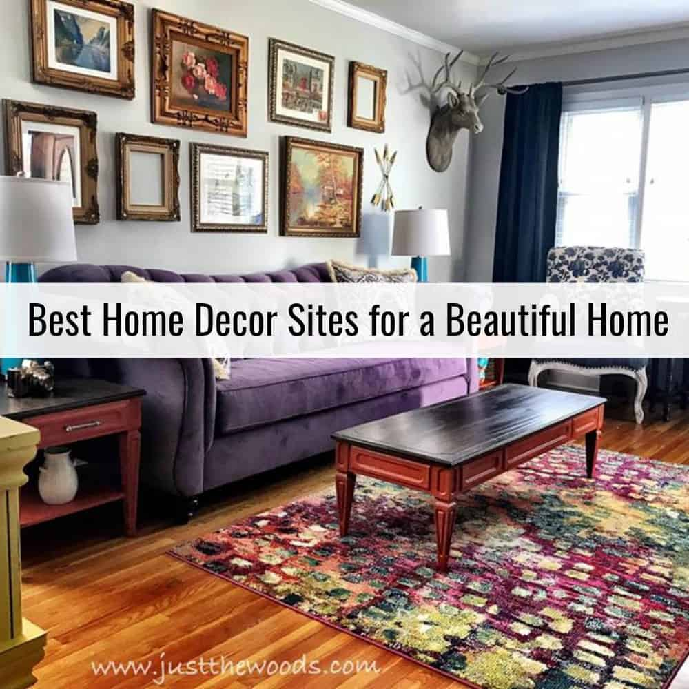 Home Furnishings Websites: The 7 Best Home Decor Sites For Amazing Deals For A