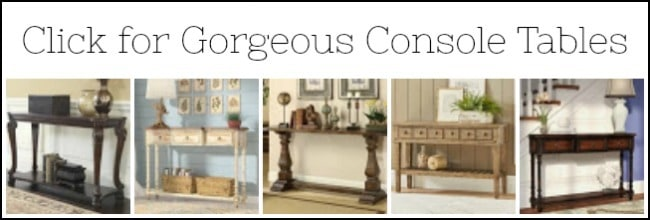 console tables for sale, wayfair tables