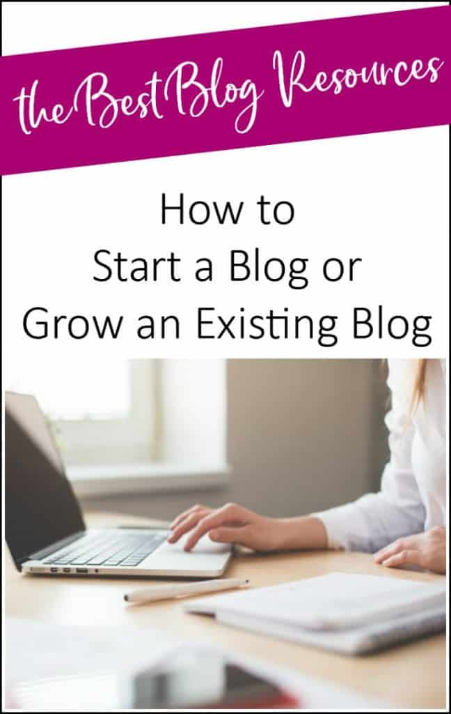 how to blog, blog resources, how to blog