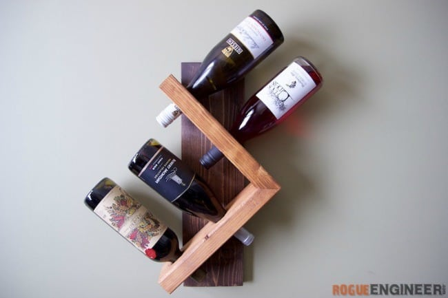 wine lover, gifts for wine lovers, wall wine rack, inexpensive gifts for wine lovers