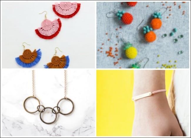 handmade jewelry, handmade jewelry tutorials