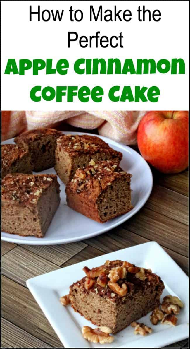 How To Cook Coffee Cake
