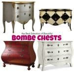 The Best Selection of Beautiful Bombe Chests