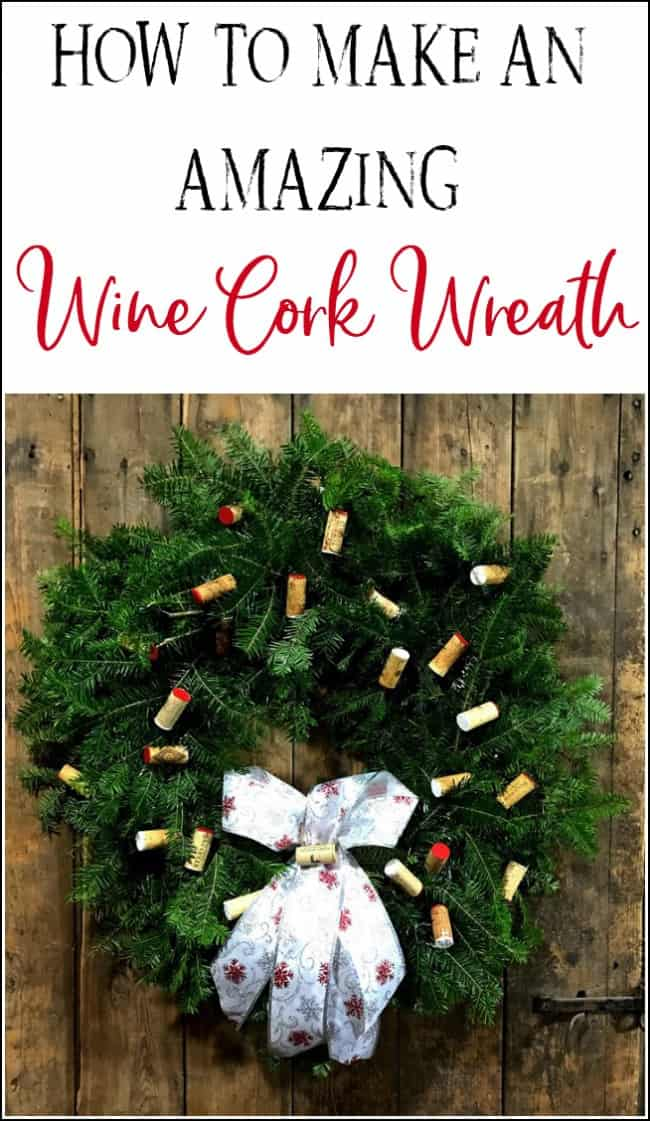 These Charming Cork Wreaths Are The Diy Project Every Wine