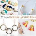 20 Unique Handmade Jewelry Ideas that You will Love