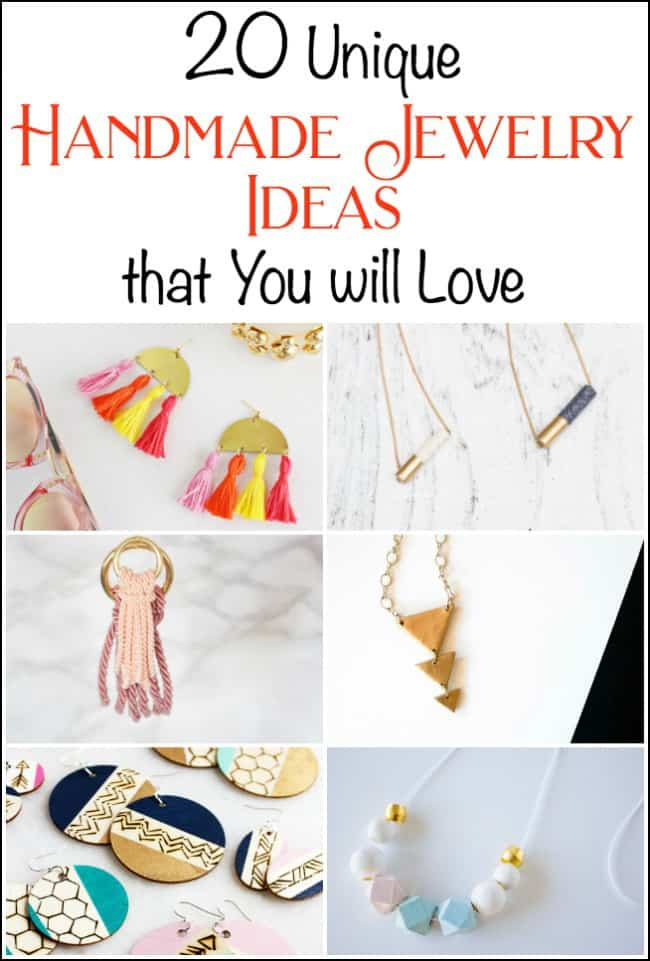 handmade jewelry, homemade jewelry, hand made jewelry, diy jewelry, unique jewelry