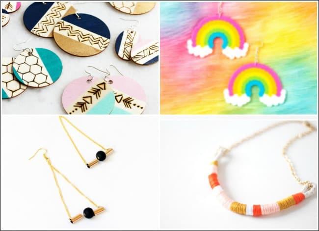 handmade jewelry, diy jewelry ideas, easy jewelry ideas, diy bead jewelry