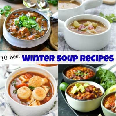 10 Best Winter Soup Recipes to Make You Want to Eat In