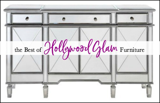 hollywood glam furniture, hollywood glam, hollywood furniture stores