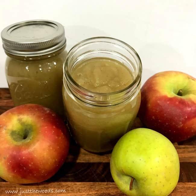 delicious applesauce, applesauce recipe, apple sauce
