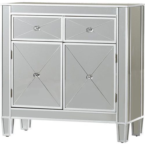 glam furniture, hollywood glam, mirror furniture, glam cabinet