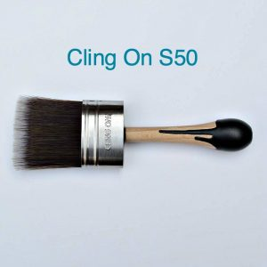 cling on, S50 cling on, best paint brush