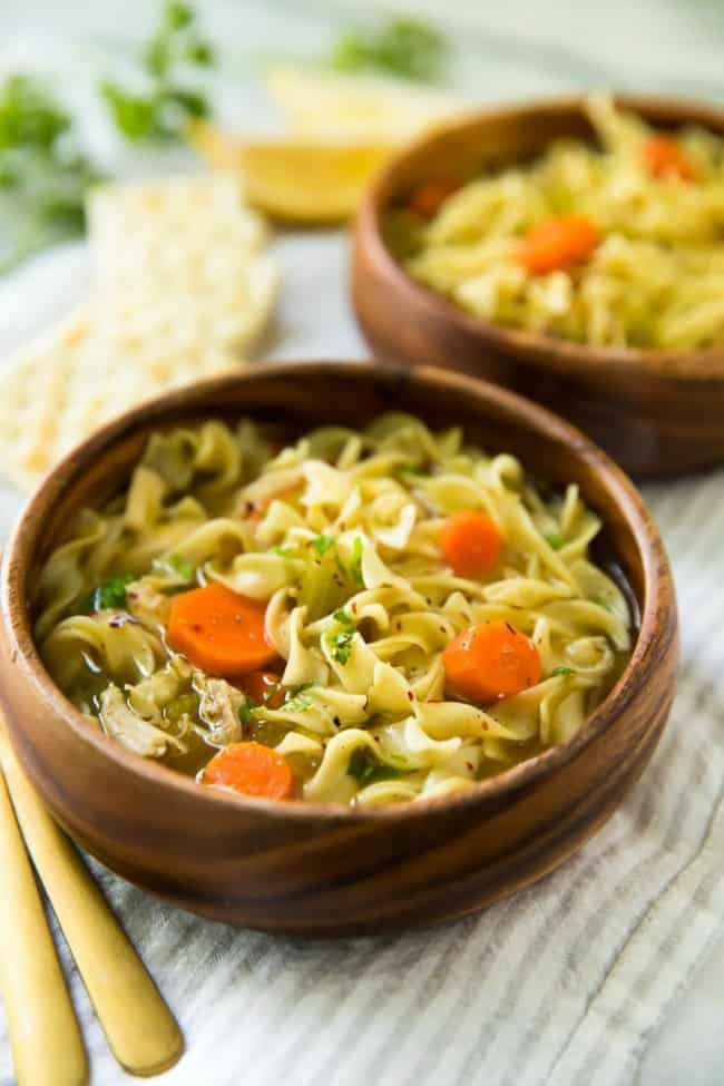 winter soup recipes, easy chicken noodle soup, noodle soup recipe, healthy winter soups