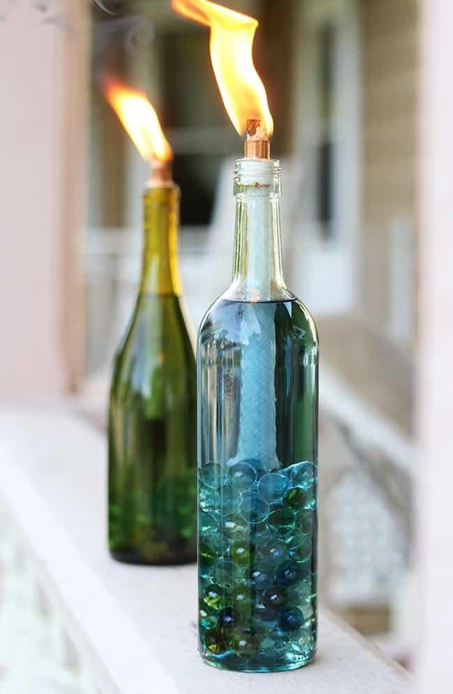 wine lovers, repurpose wine bottle, diy wine lover gifts