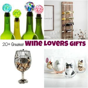 20+ of the Greatest Wine Lovers Gifts