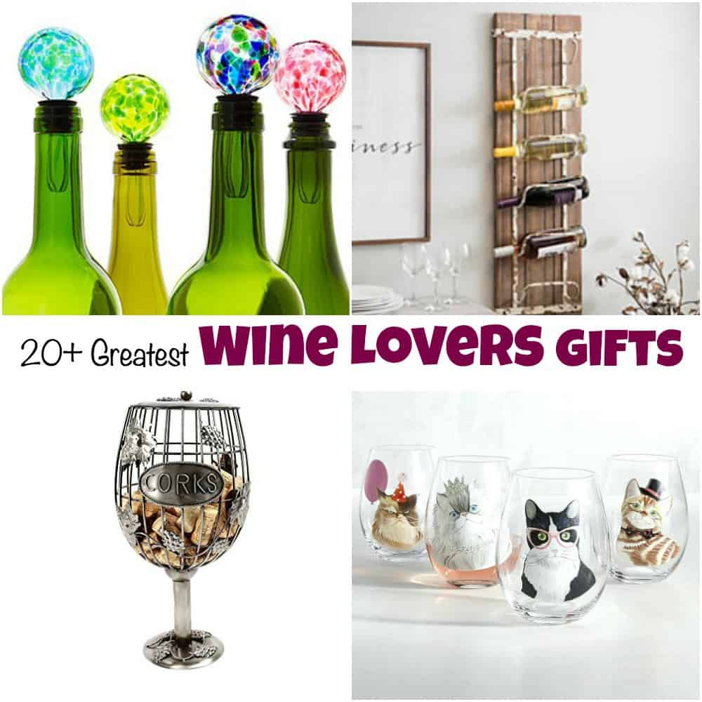 20+ of the Greatest Wine Lovers Gifts  sc 1 st  Just the Woods LLC & 20 of the Greatest Wine Lovers Gifts for any Wine Lover