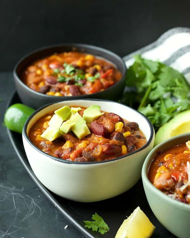 instant pot chili, winter soup recipes, hearty chili recipe