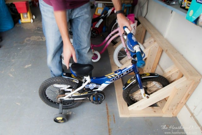 woodworking projects for kids, woodworking projects, bike rack, diy bike rack