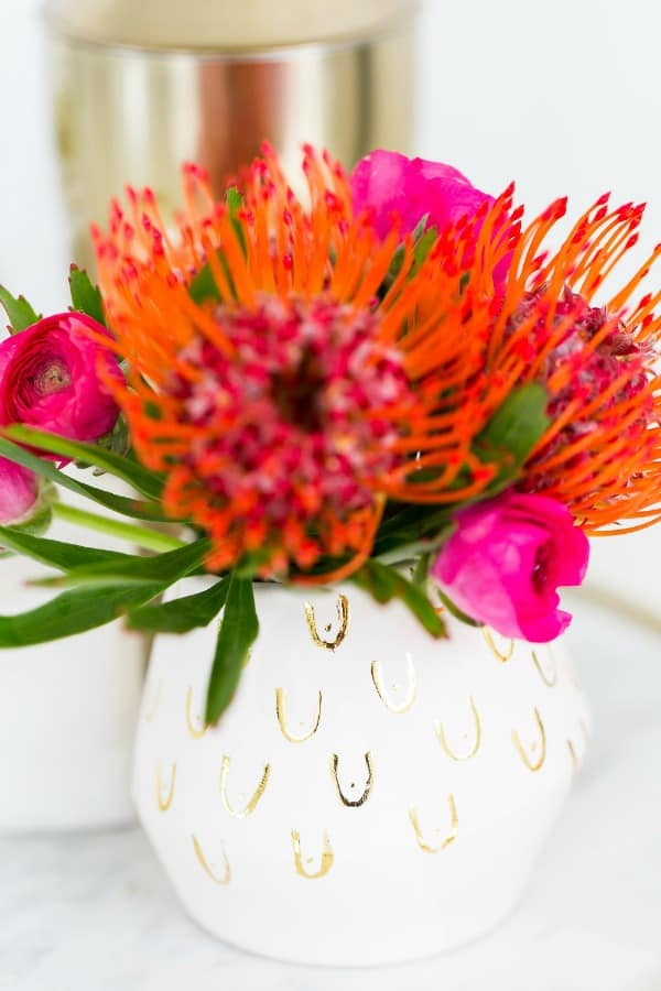 diy vases, vase decor, flower vase decoration ideas, diy flower vase