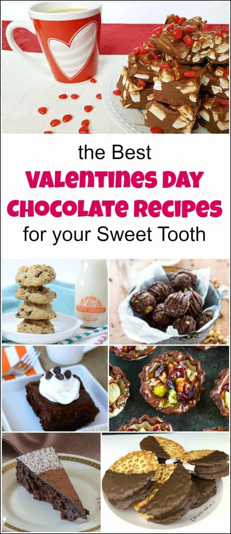 The best valentines day chocolate recipes for your sweet tooth for Best valentines day meals