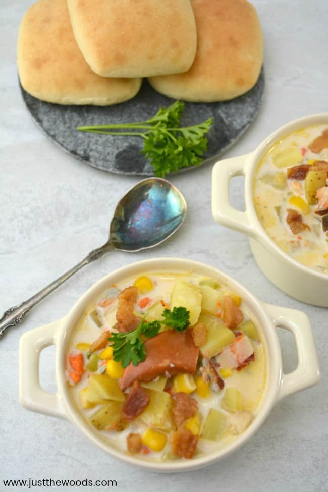 chowder recipe, how to make chowder, chowder recipes, best chowder recipe