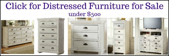 distressed furniture for sale