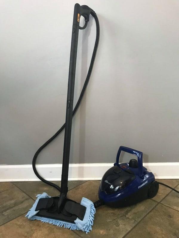 howmright steam cleaner, steam machine, clean kitchen