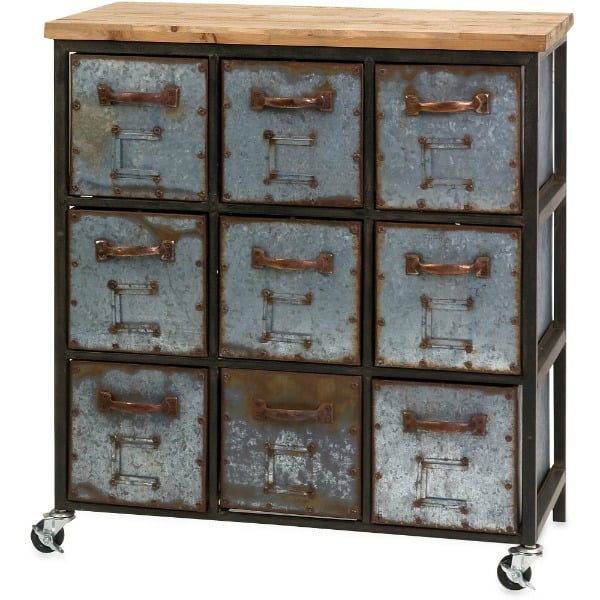 metal apothecary chest, metal apothecary cabinet, metal apothecary, apothecary for sale