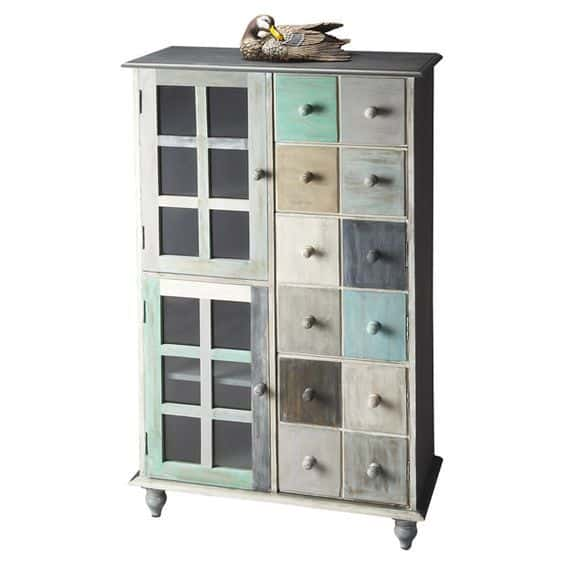 coastal apothecary cabinet, apothecary chest for sale, apothecary furniture