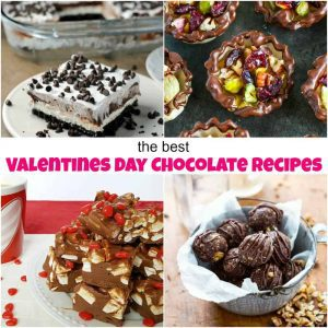 The Best Valentines Day Chocolate Recipes for Your Sweet Tooth