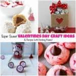 Super Sweet Valentines Day Craft Ideas & Recipes