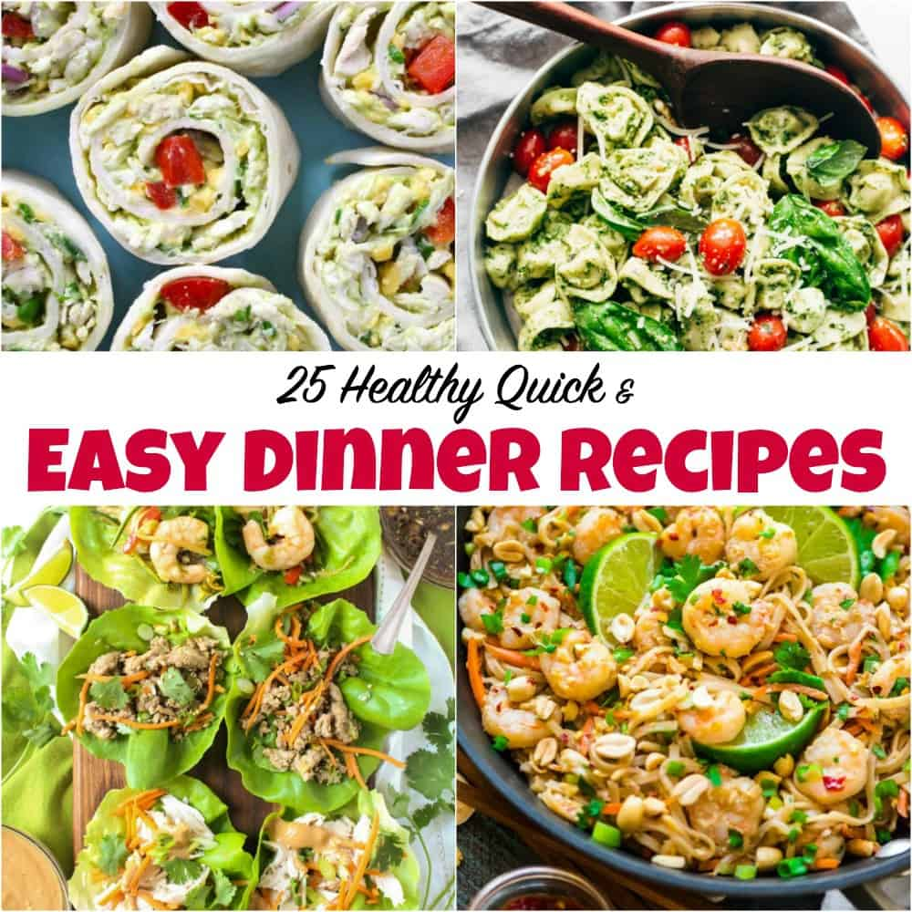 easy dinner recipe ideas
