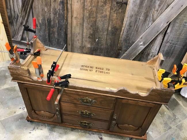 repair furniture, fix furniture, how to fix furniture, repairing wood furniture