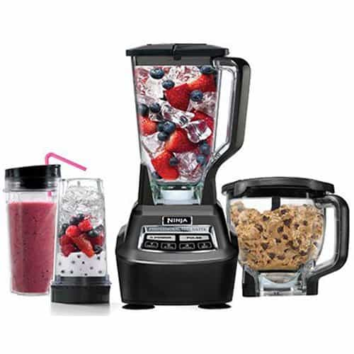 kitchen essentials list, blender food processor combo, kitchen essentials list equipment