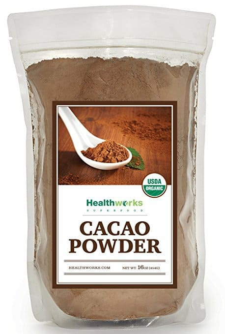 raw cacao, chocolate peanut butter balls healthy, cacao powder