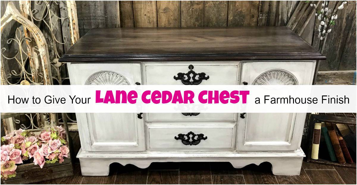 lane cedar chest makeover, repair and refinish lane cedar chest