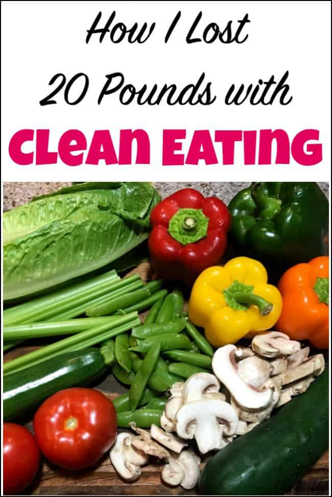 clean eating, eat clean, lose weight