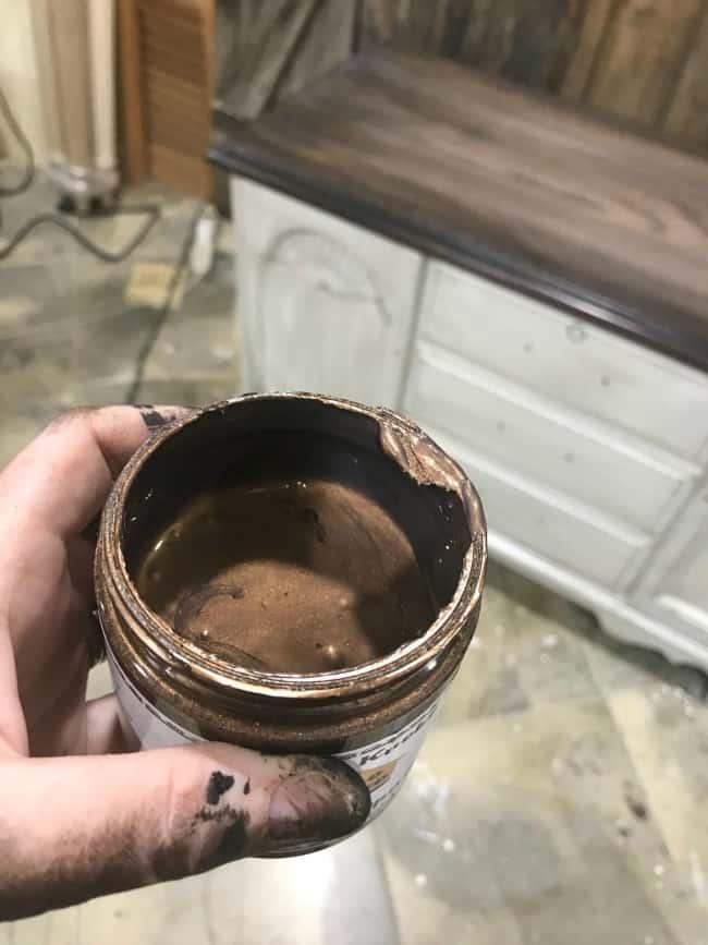 metallic bronze paint, hardware paint, metallic paint, paint hardware