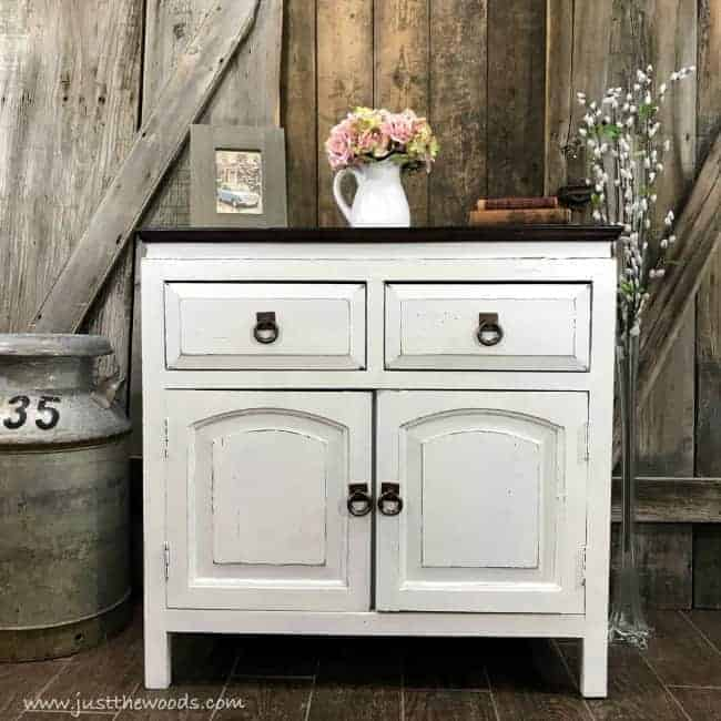 Painting Wood Furniture Painted Ideas White