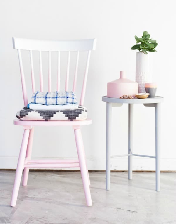 ombre painted furniture, diy home decor projects, diy home decor ideas, home decor projects diy,